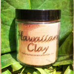 Alaea, Hawaiian Clay, used for healing, rejuvenation and beauty