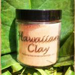 Alaea, Hawaiian Clay, used for healing, rejuvenation and beauty