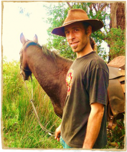 Jeremy Safron, Host of Awalau Farm